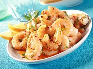 Picture of Raw Shrimp (White Vannamei)