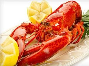 Picture of Whole Frozen Lobster
