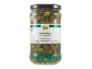 Picture of Cornichons (Gherkin Pickles)