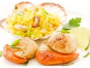 Picture of Scallops (roe on)