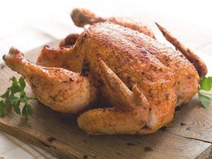 Picture of Free range whole chicken