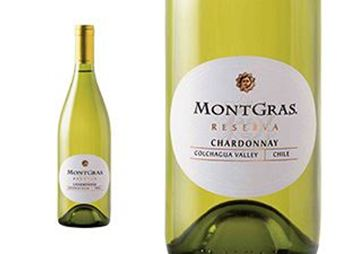 Picture of Montgras Chardonnay Reserva