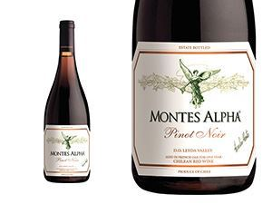 Picture of Montes Alpha Pinot Noir