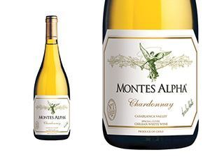Picture of Montes Alpha Chardonnay