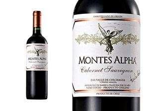 Picture of Montes Alpha Cabernet Sauvignon
