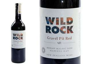 Picture of Wild Rock Gravel Merlot Malbec