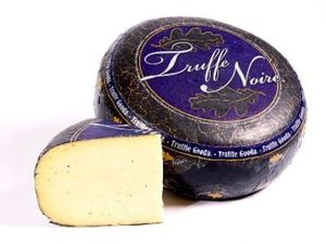 Picture of Truffle Noir Gouda Cheese