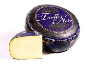 Picture of Truffle Noire Gouda Cheese