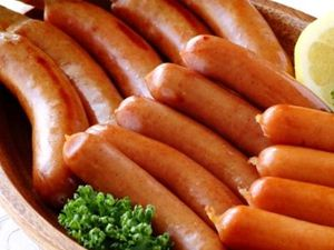 Picture of Cocktail Hungarian Sausages