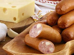 Picture of Cheese Hungarian Sausages