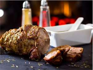 Picture of Lamb Shoulder Boneless, Netted