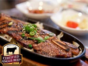 Picture of CAB Korean Barbecue Short Ribs