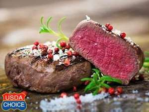 Picture of USDA Choice Tenderloin Steak