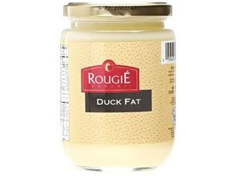 Picture of Duck Fat in Glass Jar - Rougie