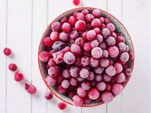 Picture of Frozen Cranberries