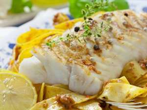 Picture of Salted cod fillet portions