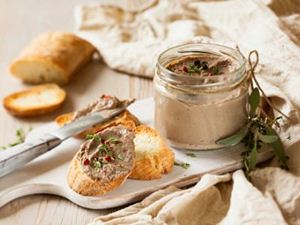 Picture of French Chicken Liver Pâté