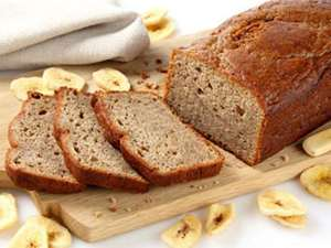 Picture of Gluten Free Banana Carrot Loaf