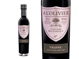 Picture of Black Truffle Balsamic Vinegar