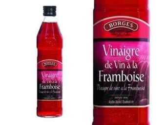 Picture of Borges Raspberry Wine Vinegar