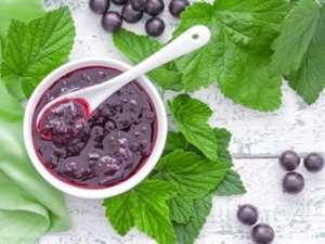 Picture of Frozen Blackcurrant Fruit Purée