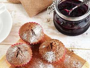 Picture of Chocolate Mini Muffins (GF)