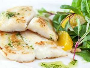 Picture of Greenland Halibut Fish Fillet