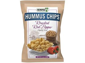 Picture of Hummus Chips Roasted Pepper