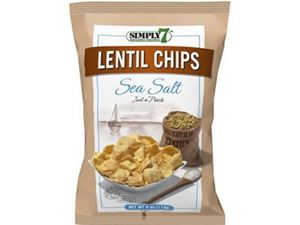 Picture of Lentil Chips - Sea Salt