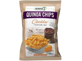 Picture of Quinoa Chips Cheddar