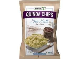 Picture of Quinoa Chips Sea Salt