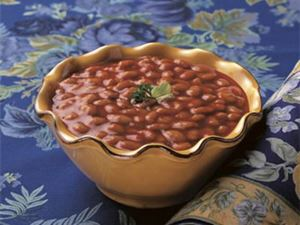 Picture of Organic Vegetarian Baked Beans
