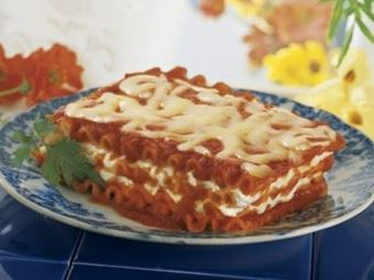 Picture of Organic Cheese Lasagna
