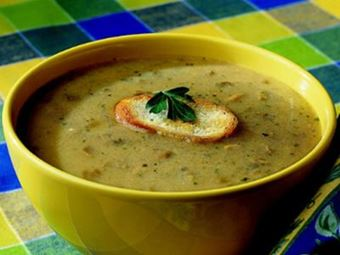 Picture of Cream of Mushroom Soup