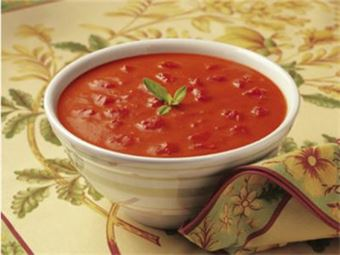 Picture of Chunky Tomato Bisque Soup
