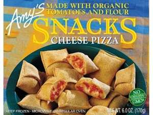 Picture of Organic Cheese Pizza Snacks