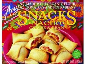 Picture of Organic Nacho Snacks