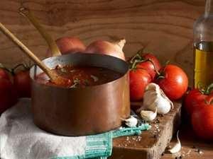Picture of Organic Tomato Basil Pasta Sauce