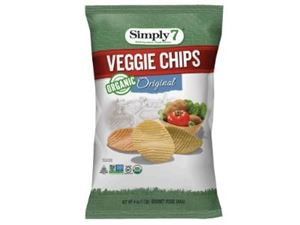 Picture of Organic Veggie Chips