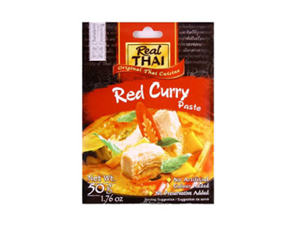 Picture of Thai Red Curry Paste Sachet
