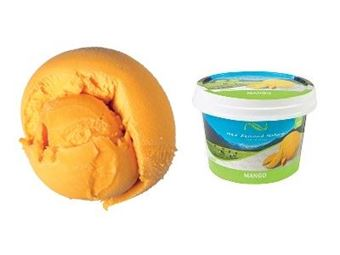 Picture of Mango Sorbet - 100 ml
