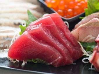 Picture of Tuna Saku Loin for Sashimi