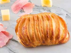 Picture of Ham & Cheese Puff Pastry