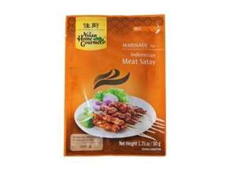 Picture of Indonesian Satay Meat Marinade