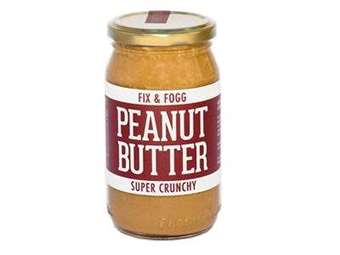 Picture of Fix & Fogg Super Crunchy Peanut Butter