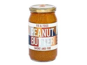 Picture of Fix & Fogg Smoke & Fire Peanut Butter