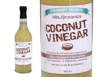 Picture of Organic Coconut Vinegar
