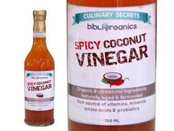 Picture of Organic Spiced Coconut Vinegar