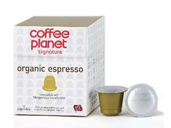 Picture of Organic Espresso Coffee Pods