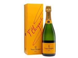 Picture of Veuve Cliquot Yellow Label in Box